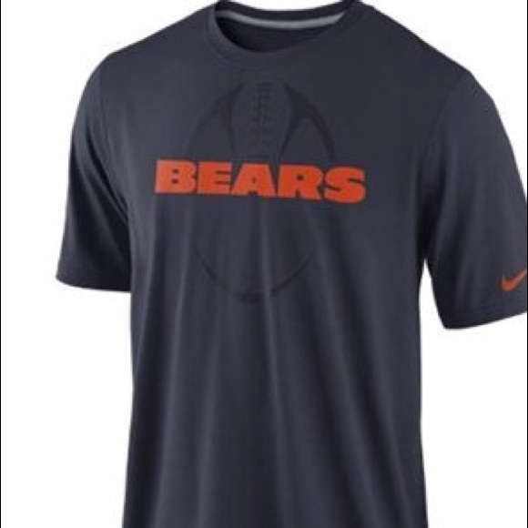 bears dri fit shirt